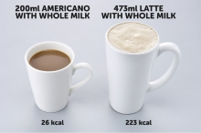 Whole Milk Drinks