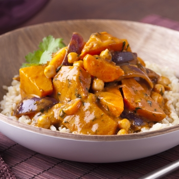 Autumn Vegetable Curry