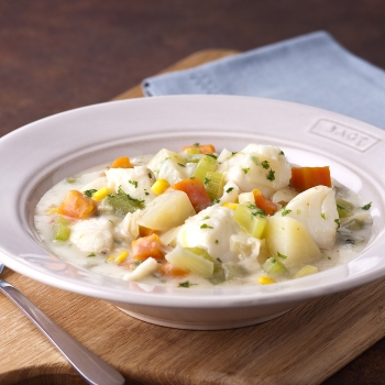 Healthy recipes choose to live better for Healthy fish chowder
